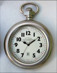 Railroad-Grade Inspired Pocket Watch